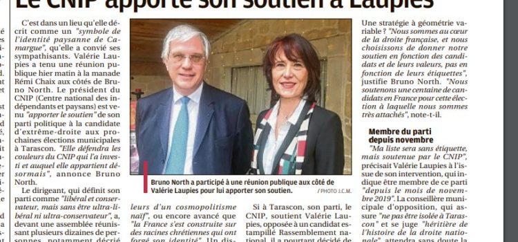 REVUE DE PRESSE – élections municipales